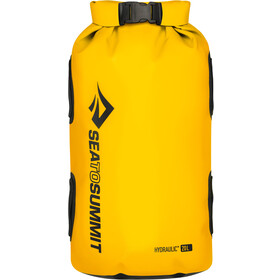 Sea to Summit Hydraulic Bolsa seca 20l, yellow